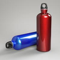 3d sigg bottle model