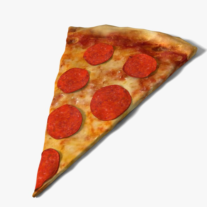 pepperoni pizza slice 3d model pepperoni pizza clipart images national pepperoni pizza day clipart