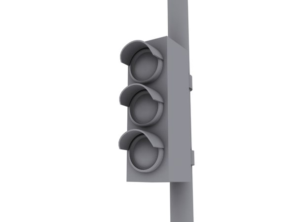 Free Stop Light 3D Models for Download | TurboSquid