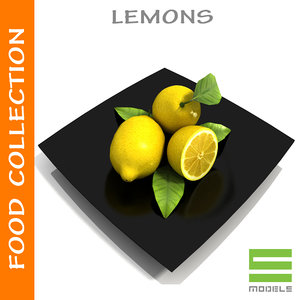 plate lemons max free