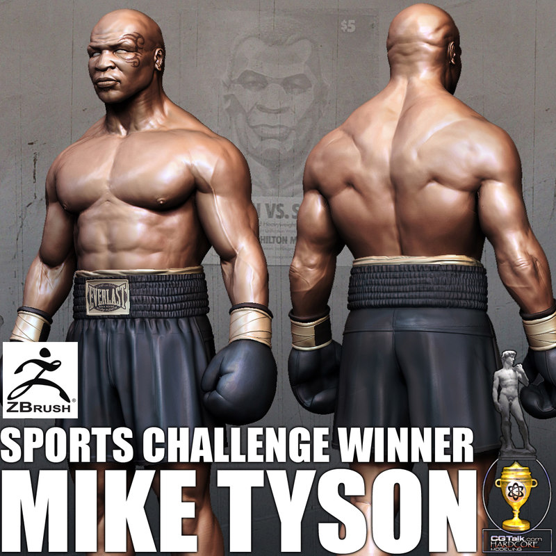 mike tyson max