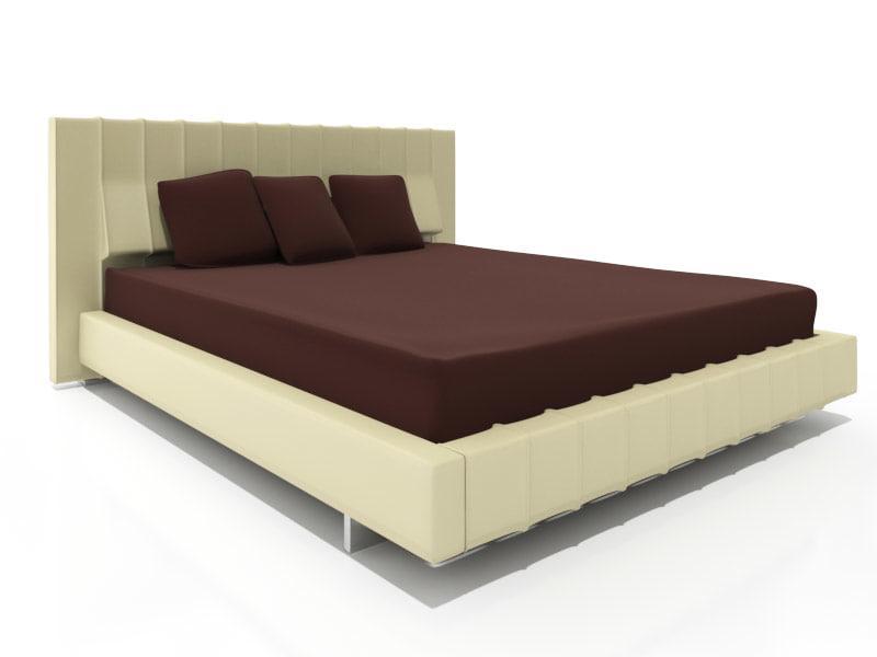 3d molteni bed