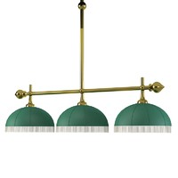 pool table light 3d model