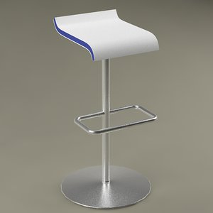 chair 8 3d model