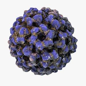 aspermy virus 3d max