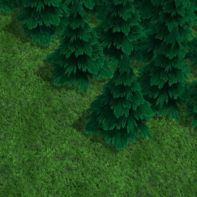 3ds polys tree