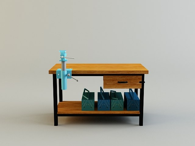 work bench max