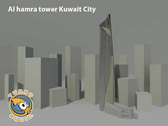 free max mode alhamra tower