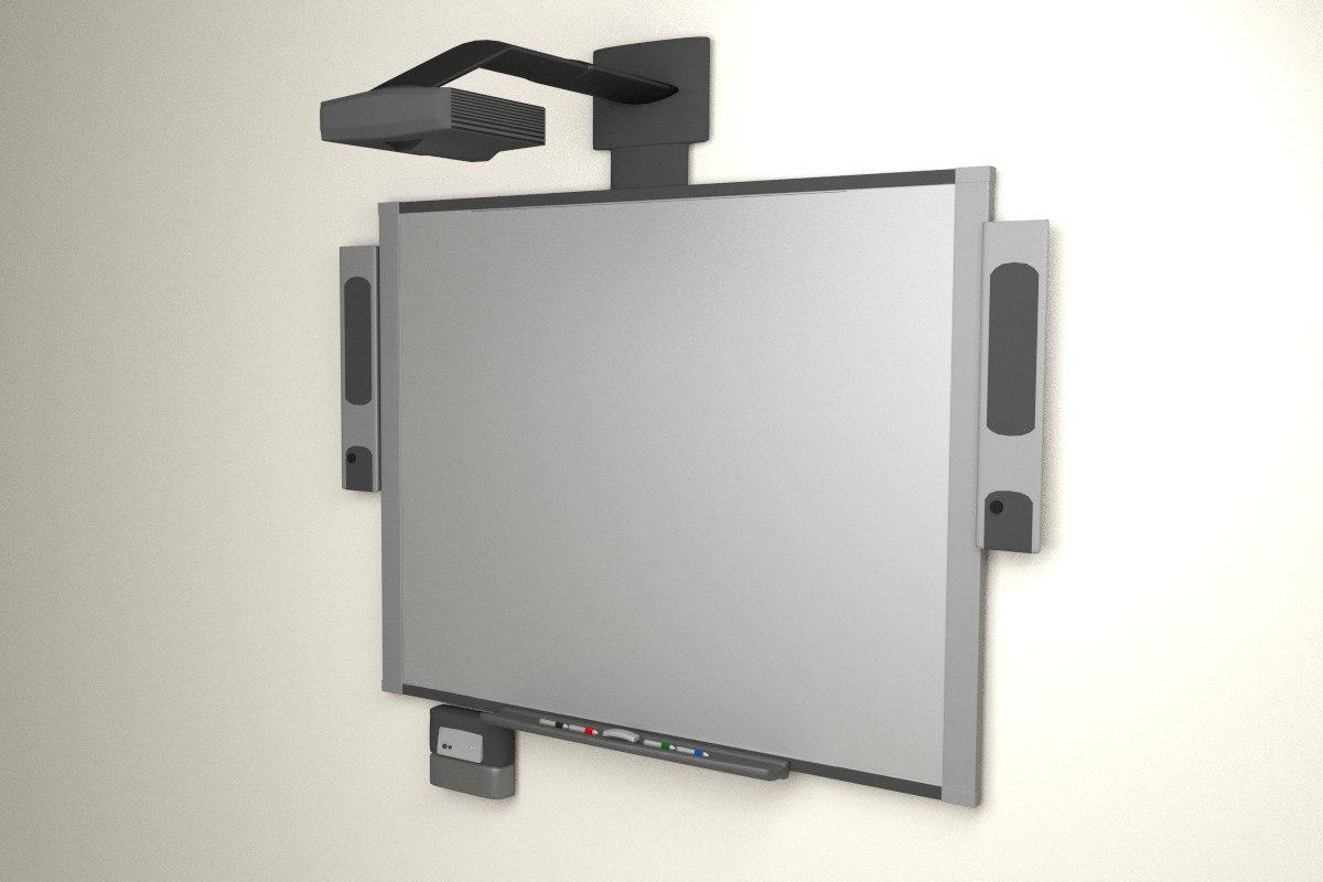 maya smartboard academic