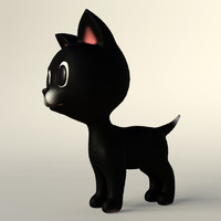 3ds max kitty