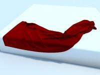 cloth 3d model