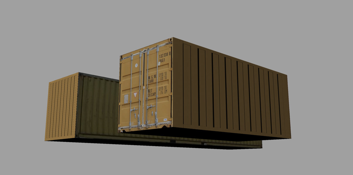 container 3ds
