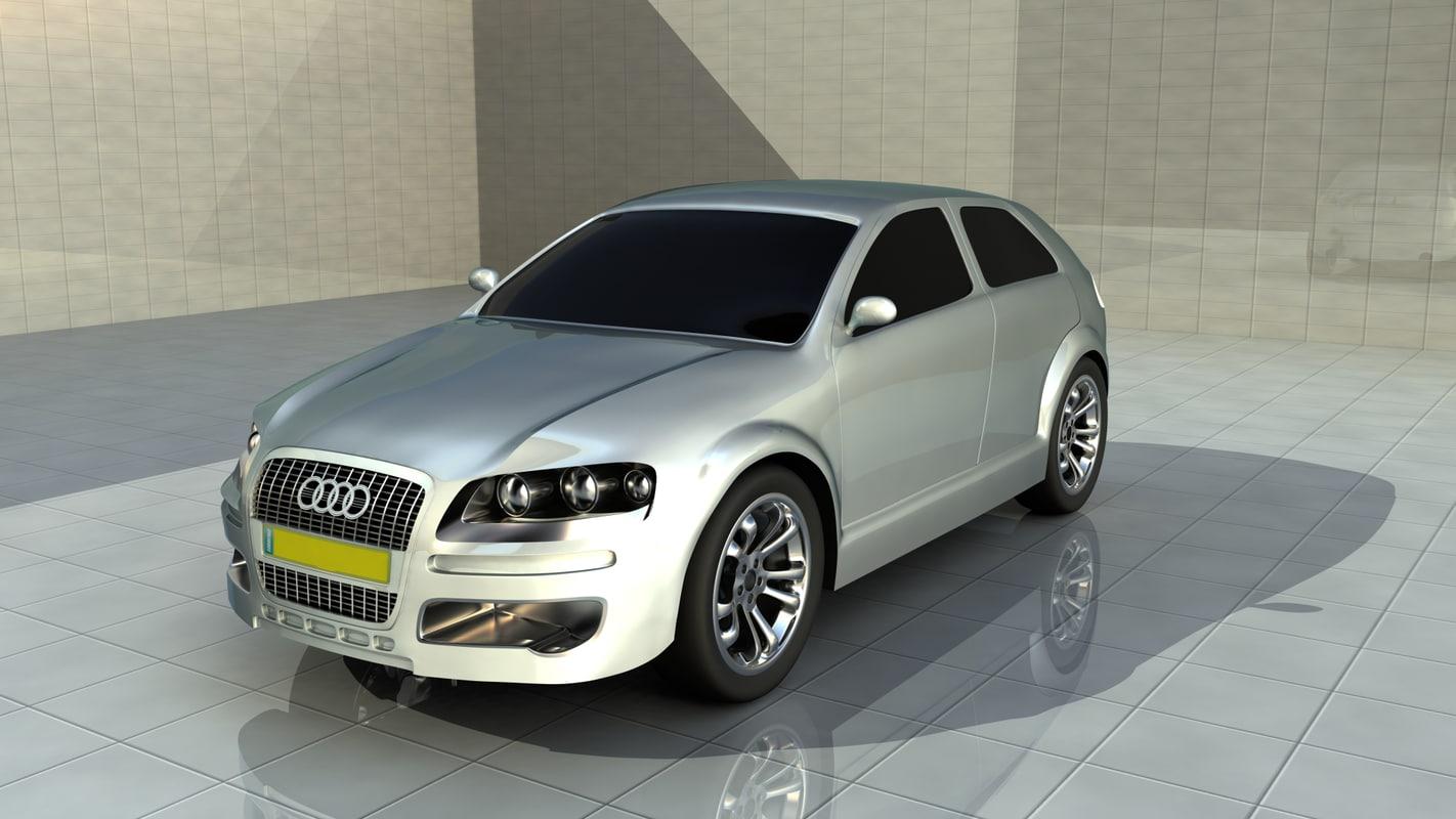 car 2011 obj