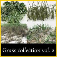 grass 3d max