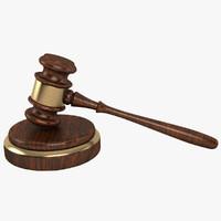 Law Gavel 1