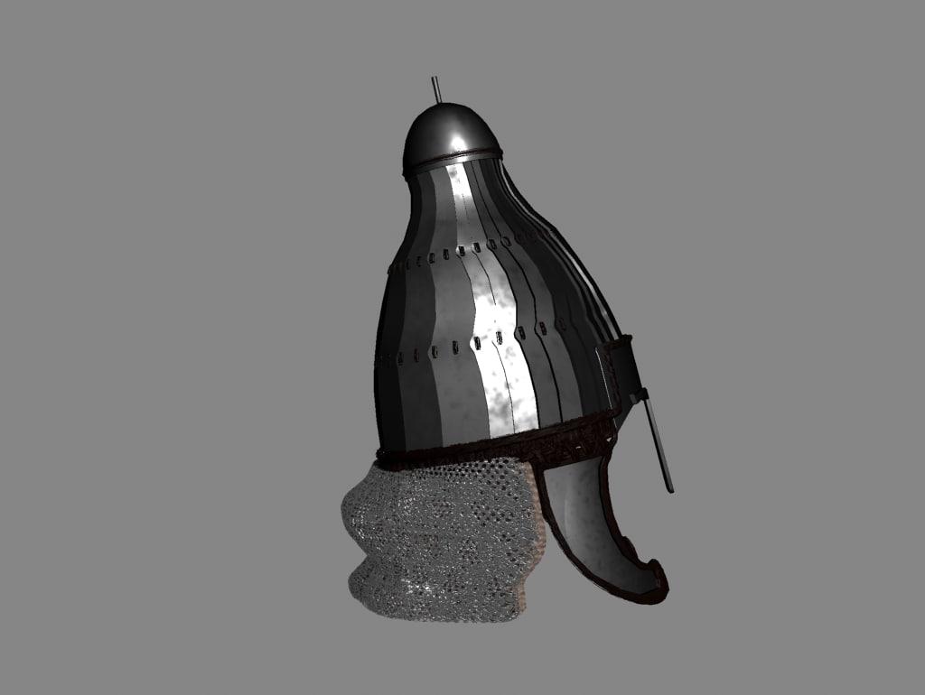 3ds max helmet nomadic avars