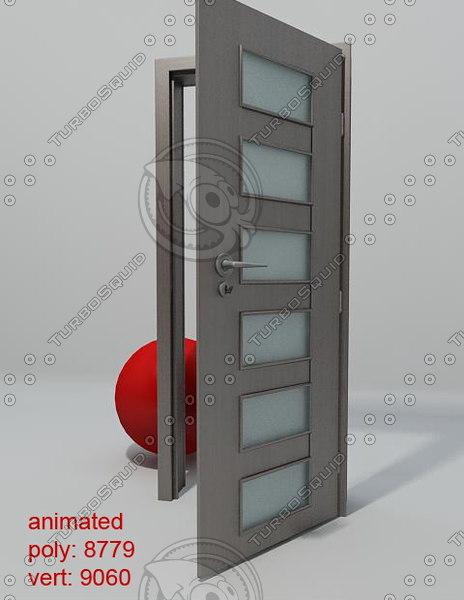 3d door porta concept c1 model