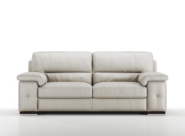 3d italian sofa