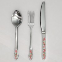 cutlery spoon fork max