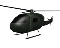 free helicopter games 3d model