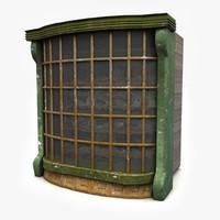 shop vitrine old max