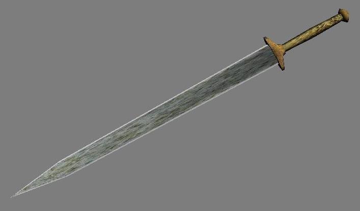 old sword max