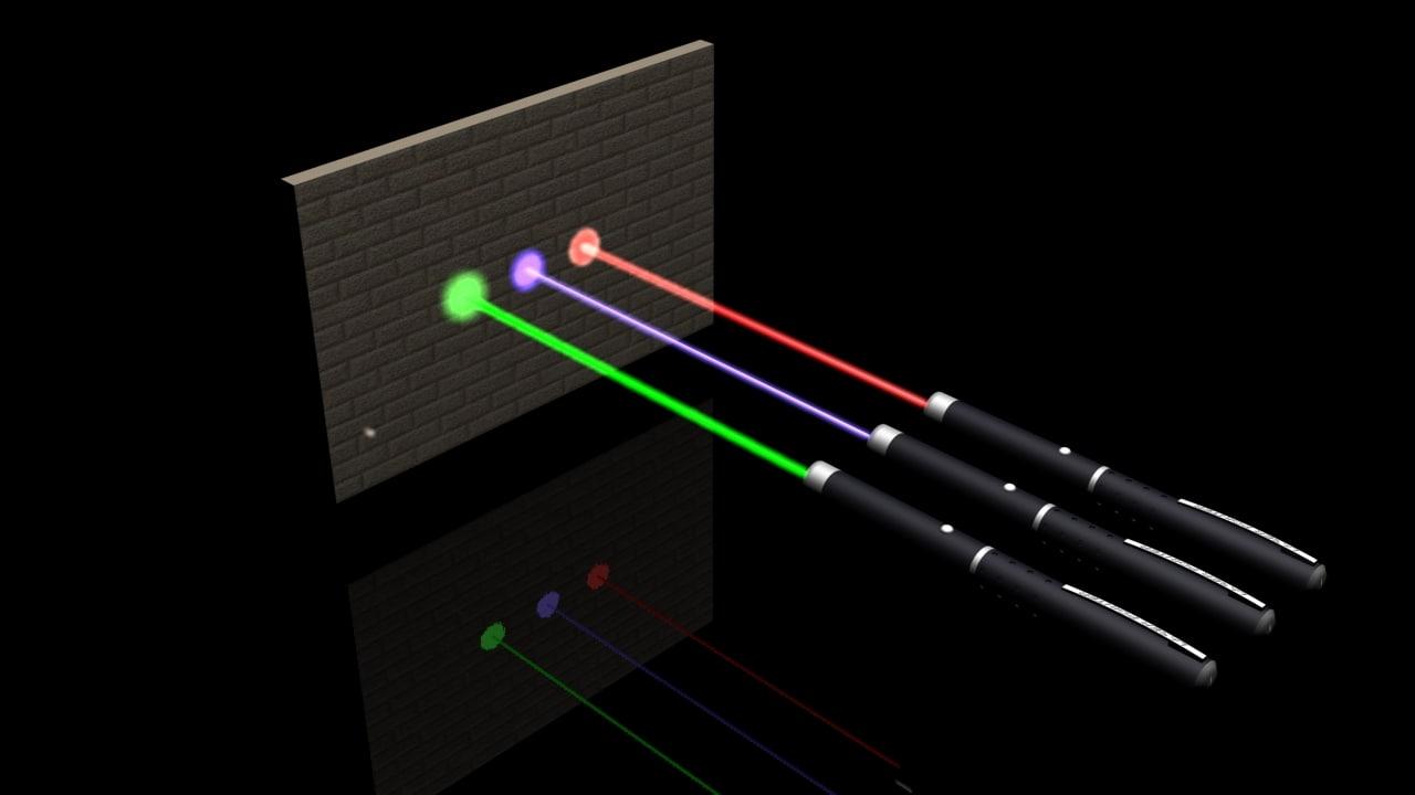laser pointer max