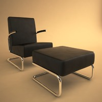 Gispen 405 chair