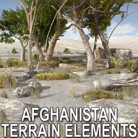 Afghan Terrain Elements