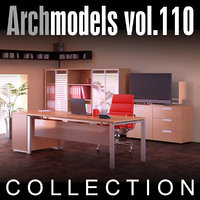 Archmodels vol。 110