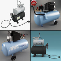 Air Compressors Collection