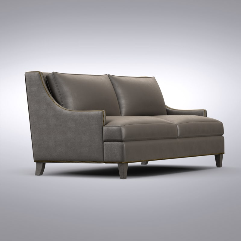 Crate And Barrel   Barrington Sofa