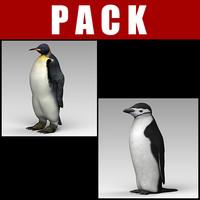 penguin 3d 3ds