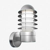 3d model steel lantern