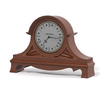 Table Fireplace clock watch classic