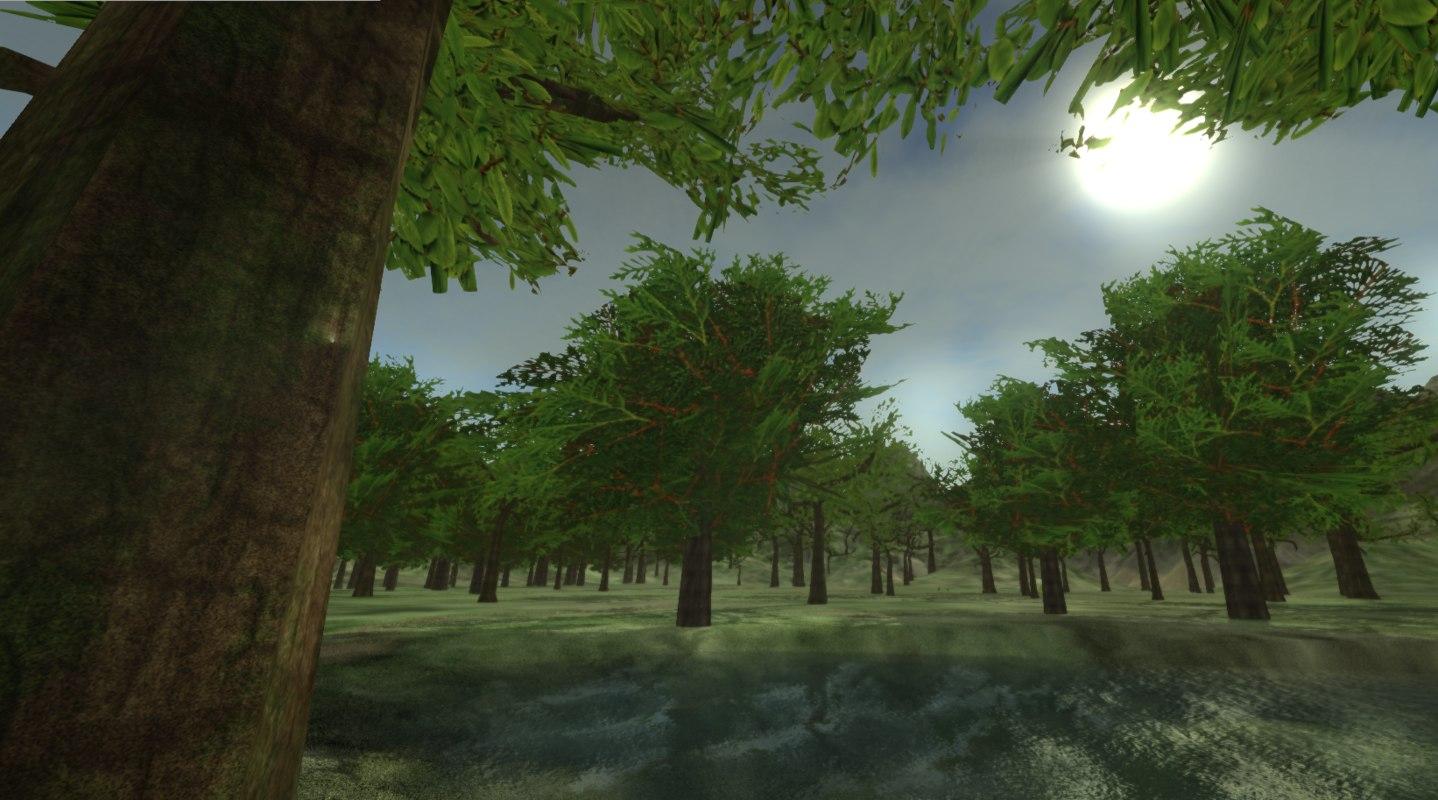 3d tree s model