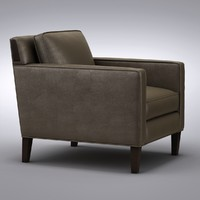 Crate and Barrel - Vaughn Chair