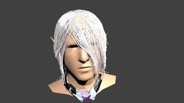 free blend mode elf head