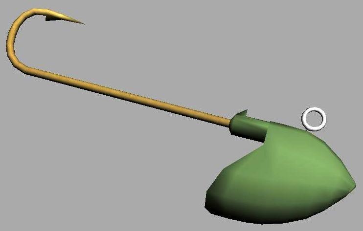 jig head 3d model