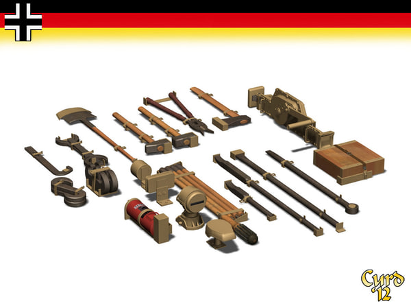 german tool set pz lwo