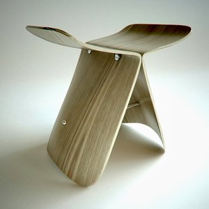 butterfly stool vitra max