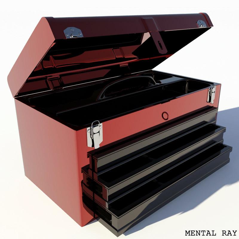 3d tool box