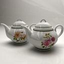 Teapot Roses Theme Set