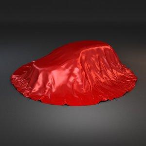 3d model silk car