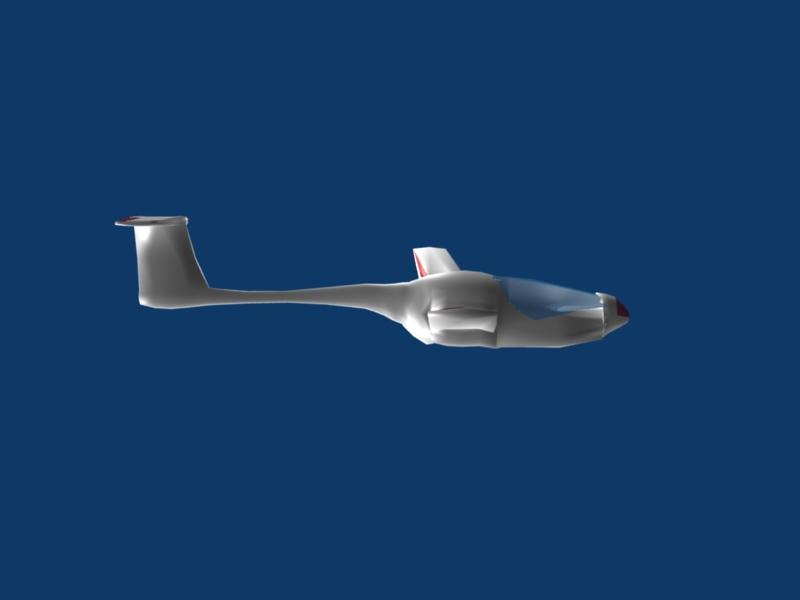 blender plane