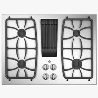 gas hob electric grille max