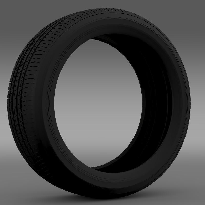 3d tire parts