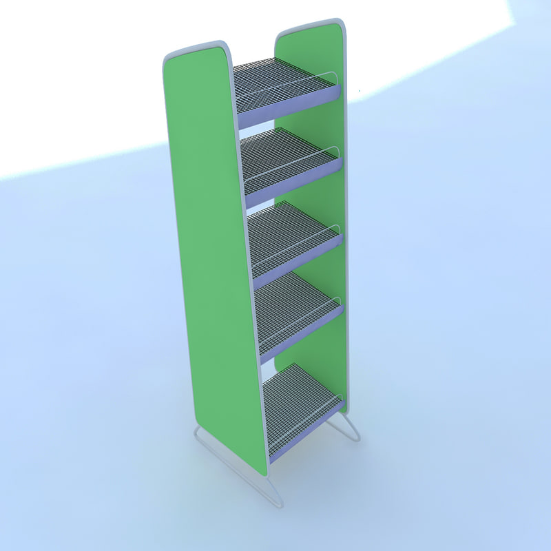stand 2010 3d model