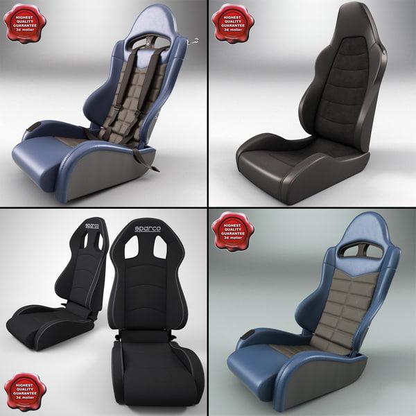 3ds max auto seats v2