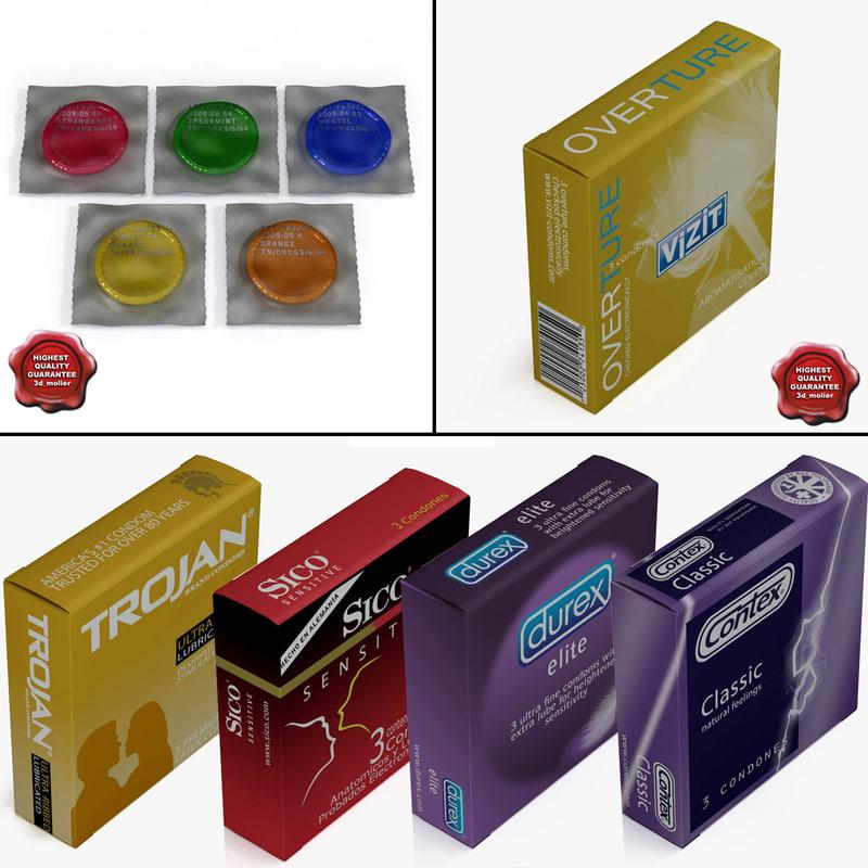 3ds condoms 2